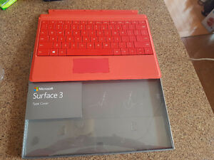 Used but brand new surface 3 type cover