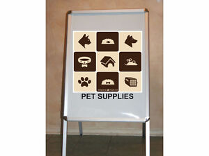 A-Frame Sandwich Board Snap Sign Holder - Brand New Stratford Kitchener Area image 3