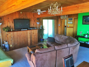 Sky Loft On Top Of The Mountain - Fully Furnished & Utilities In