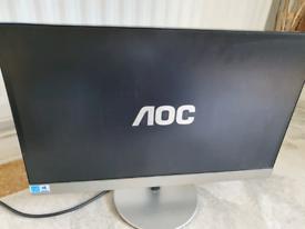 Aoc computer monitor for sale