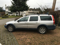 2004 Volvo XC (Cross Country) Loaded Wagon