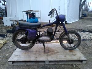 Looking for Jawa motorcycle