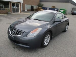 2009 Nissan Altima Auto 2.5 Great Contion Coupe