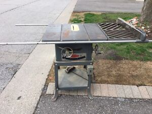Beaver table saw - FREE