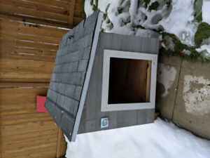 Small - Medium sized Brand New Fully Insulated Dog House s avail