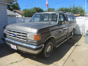 FORD F150 - 1988