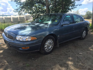 2000 Buick Lesabre Limited low kms