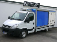 2010 IVECO DAILY AUTO 2.3 TD 35S11 MWB EX TESCO DELIVERY IDEAL RECOVERY TIPPER
