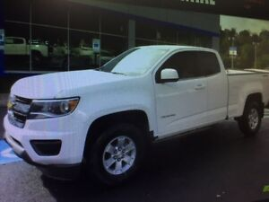2015 Chevrolet Colorado Exd Cab