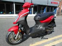 Sym Symply 50cc ride at 16 3 year warranty