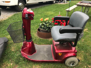 CTM electric scooter