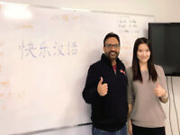 Private Mandarin Class for Adults and Kids