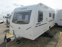 2012 Bailey Orion 530-6 NOW SOLD