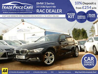 GUARANTEED CAR FINANCE BMW 3 Series 2.0 316d 318d 320d 325d 330d Sport