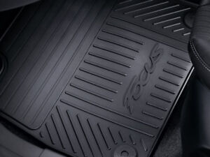 Ford Focus (2014) Winter OEM Floor Mats with Focus Logo