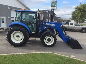 Tracteur New-Holland t4.75 2012