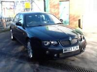 MG/ MGF ZT 2.0 CDTi + DIESEL,FULL LEATHER,BMW ENGINE,LOADS OF HISTORY