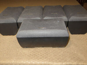 Pioneer S-FCR200-K 5.1 Surround Sound System Used
