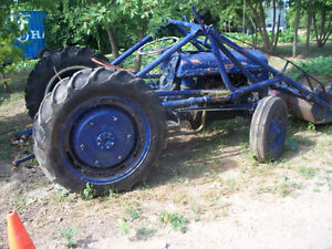 9N Ford tractor & many other items PICKERS PIG PEN 519-738-0166