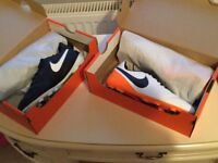 Brand new Nike football boots sizes uk 3 to 5.5