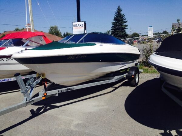 Used 1999 Bayliner 185 Capri