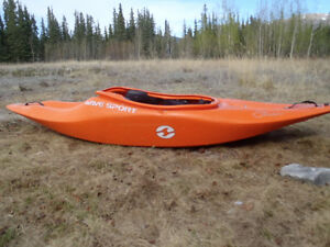Whitewater kayak: WaveSport Siren