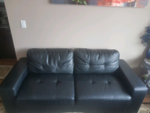 Sofa, loveseat and a chair