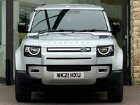2021 Land Rover Defender S Auto Estate Diesel Automatic