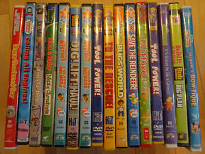 Lot of 30+ Childrens DVDs