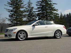 Mercedes Benz E350 à échanger ...