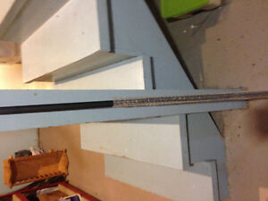 Straight Rod Iron Baluster