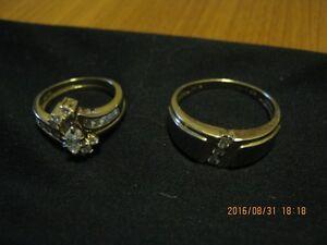 ** HIS & HERS WEDDING RINGS **