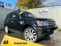 2009 Land Rover Range Rover Sport 3.6 TDV8 SPORT HSE 5d 269 BHP Auto All Terrain