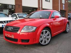 2004 04-Reg Audi TT Coupe 3.2 ( 250ps ) 4X4 DSG quattro,BRILLINAT RED,LOOK!!!