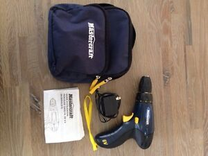 Like new 6V Mastercraft Cordless Drill with Charger and Bag