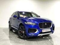 2016 Jaguar F-Pace First Edition SUV Diesel Automatic