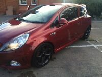 VAUXHALL CORSA VXR CHERRY RED BARGAIN!!