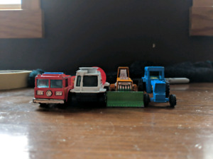 Toy cars, $5 per group