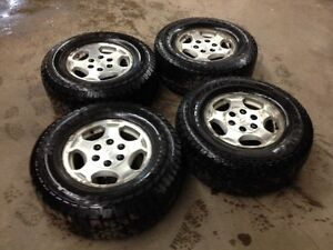 265/70/16 Tires on Chevy Wheels