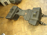 Used Saddlebags $100