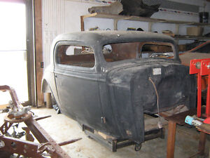 WANTED: 1934-35 Chevy Frame