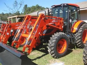 KIOTI PX1153 TRACTOR AND LOADER