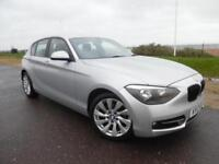 BMW 1 Series 5dr DIESEL MANUAL 2012/12