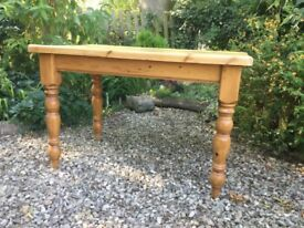 Lovely Pine Kitchen Table