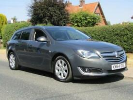 2014 Vauxhall Insignia 2.0 CDTi ecoFLEX SRi NAV 5DR TURBO DIESEL ESTATE ** FU...