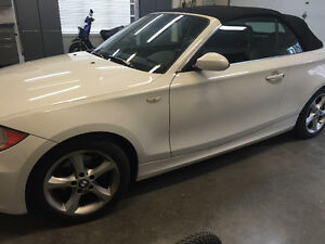2009 BMW 1-Series Cabriolet