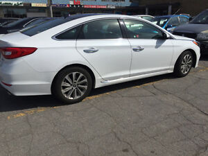 2016 Hyundai Sonata Sport Tech 2016 for sale
