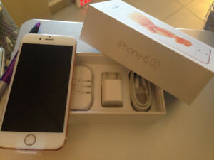 FACTORY UNLOCKED APPLE IPHONE 6S 32GB ROSE GOLD BOXED $329
