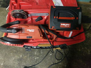Hilti DG150 Diamond Grinder Kitchener / Waterloo Kitchener Area image 1