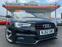 2012 Audi A5 TFSI S LINE BLACK EDITION used cars Rochdale, Greater Manchester Co